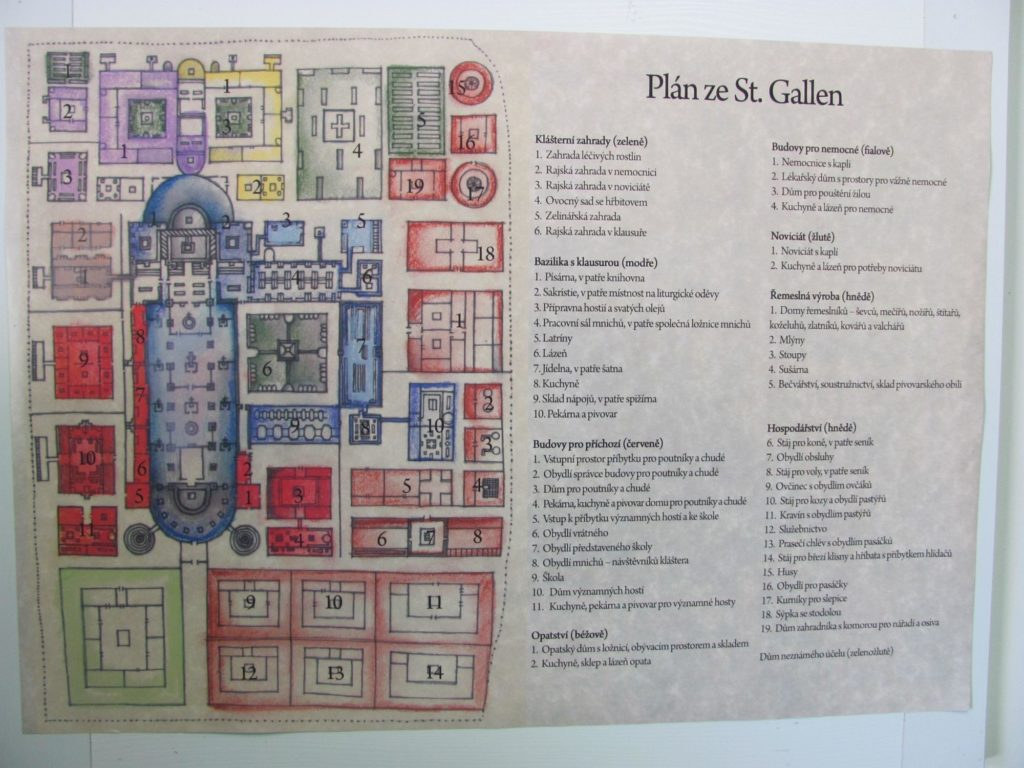plan zahrada